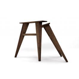 massivholz tischbeine aus nussbaum nach ma holzpiloten. Black Bedroom Furniture Sets. Home Design Ideas
