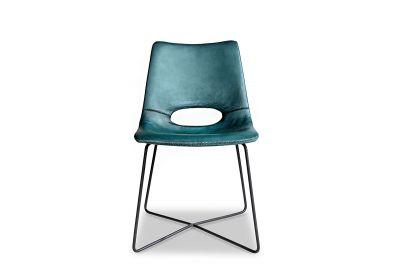 Design Stuhl Leder
