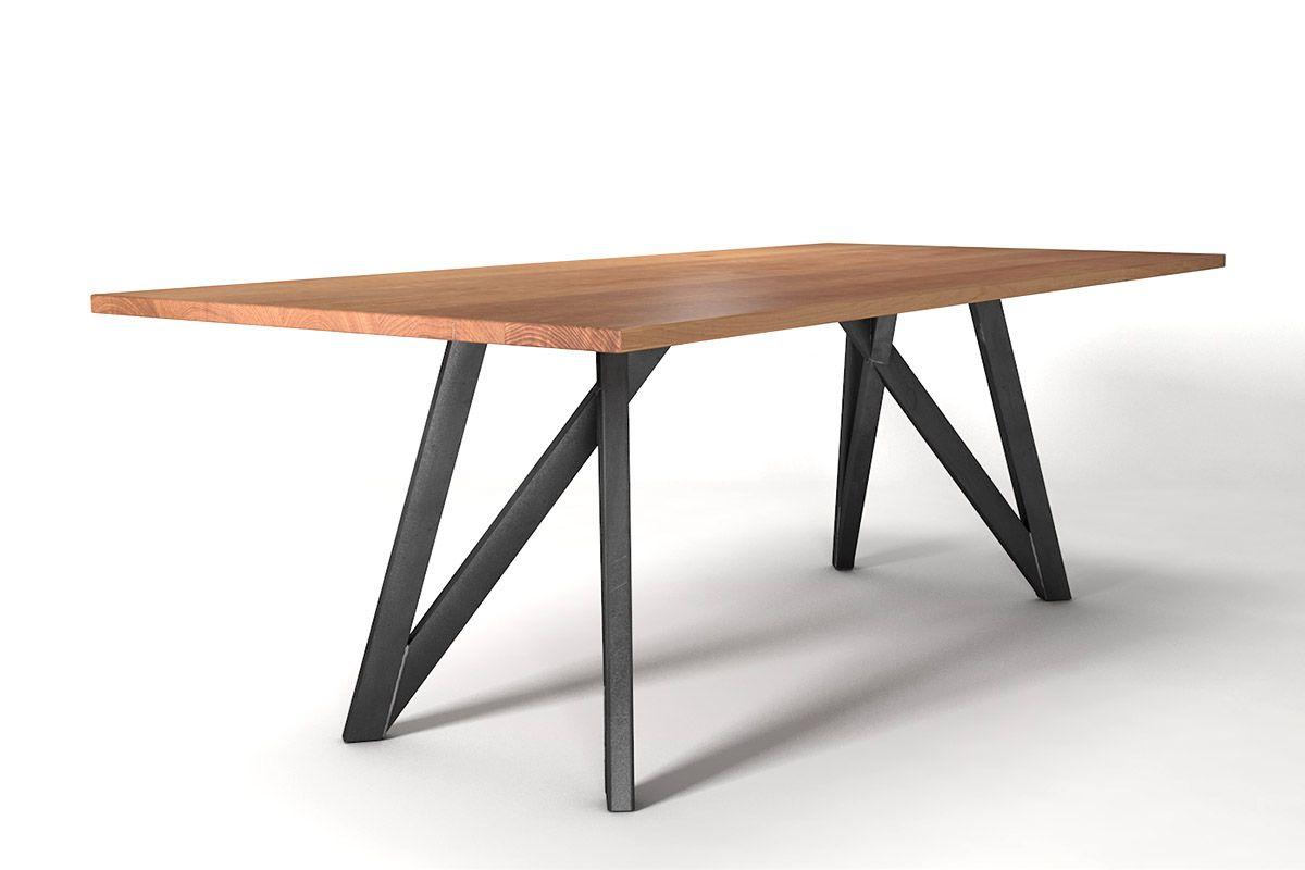 Esstisch nach Maß aus Buchenholz 4cm Stärke in weitgehend astfreier Qualität.