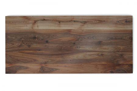 Tischplatte Nussbaum aus Europa nach deinen Maßen produziert.