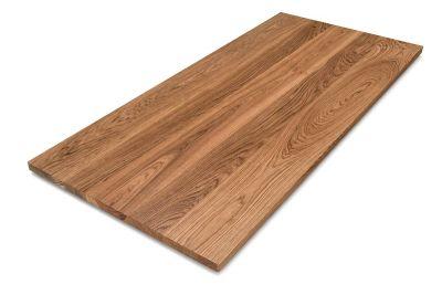 Eiche Tischplatte astfrei 4cm massiv nach Maß