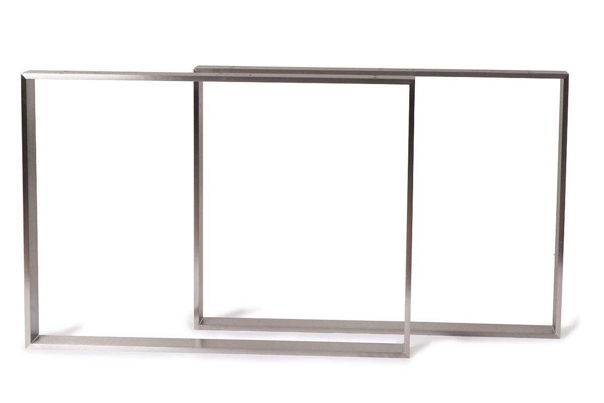 flachband tischkufen 10x1 5 nach ma holzpiloten. Black Bedroom Furniture Sets. Home Design Ideas