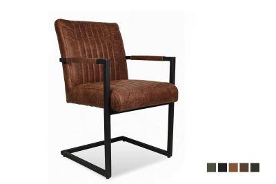 Leder Lehnstuhl Industrial Design MYCB