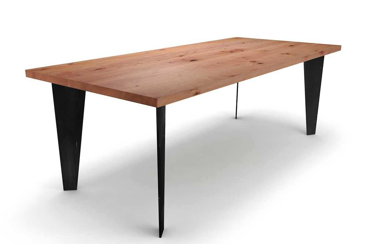 buche tisch nach ma holzpiloten. Black Bedroom Furniture Sets. Home Design Ideas