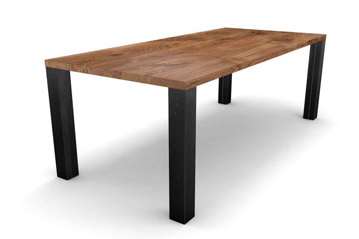 Bemerkenswert Tisch Massiv Foto Von Eiche Nach Maß