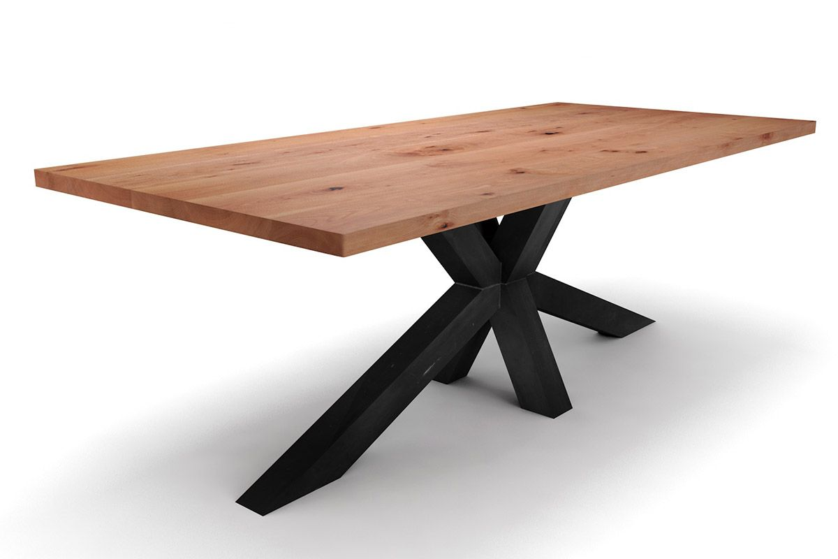 Esstisch vollholz buche nach ma holzpiloten for Design esstisch vollholz