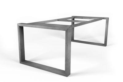 Demontierbares Tischuntergestell Stahl selbsttragend nach Maß KLM3631