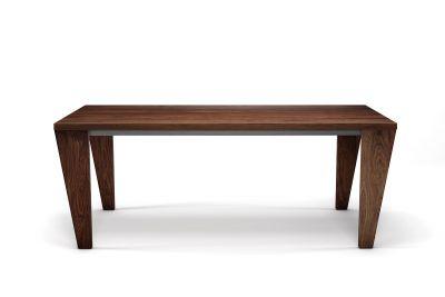 Holztisch Nussbaum nach Maß