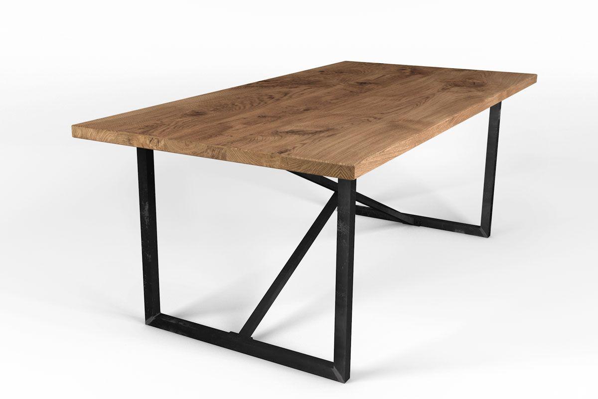 eiche massivholz esstisch nach ma holzpiloten. Black Bedroom Furniture Sets. Home Design Ideas