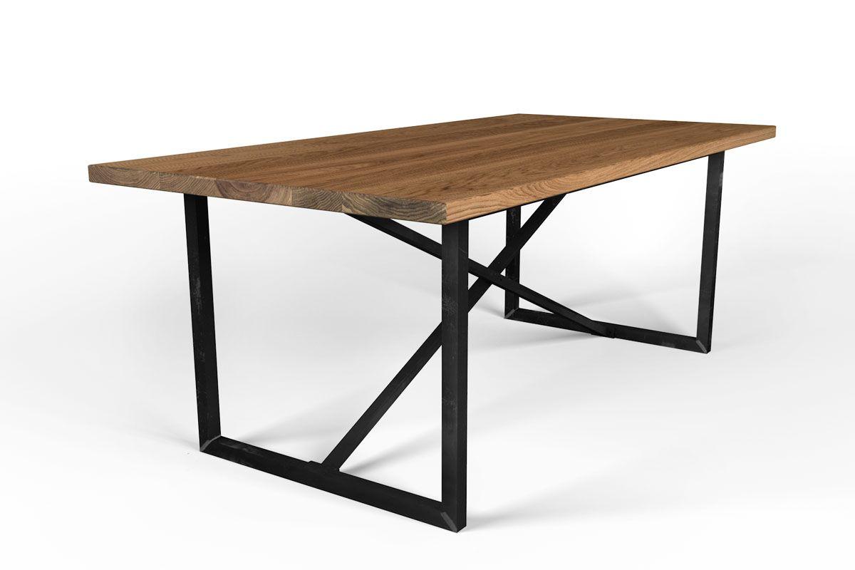 Massivholz Tisch Eiche nach Maß gefertigt