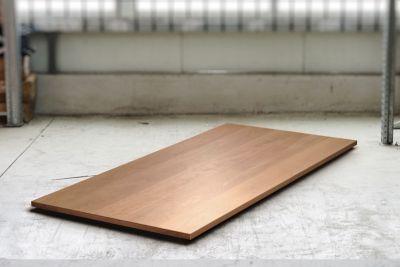 Tischplatte Buche auf Maß 3cm astfrei