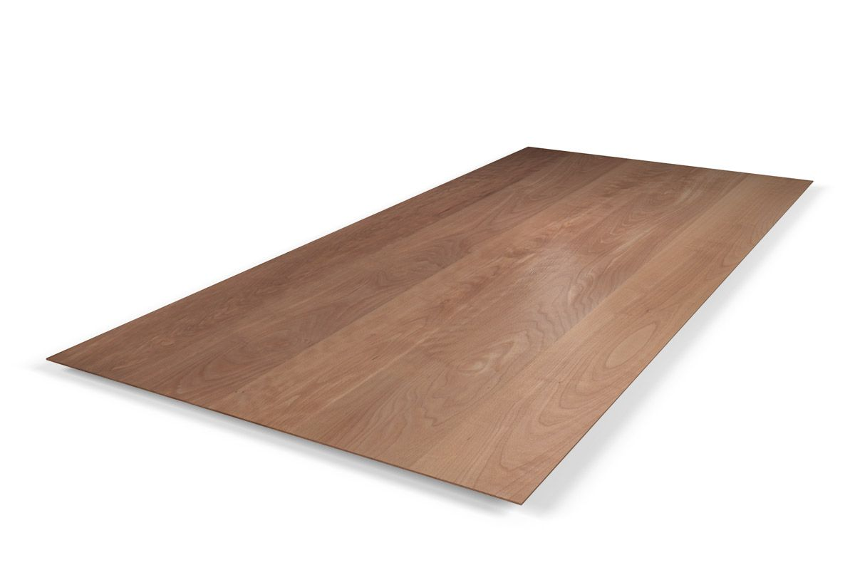 Massivholztischplatte Buche mit schweizer Kante
