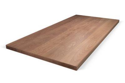 Buchen Tischplatte 8cm Double-Up astfrei