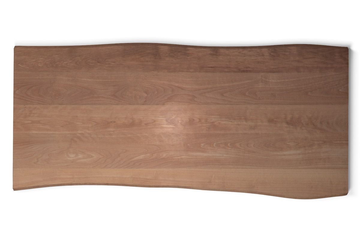 baumkanten tischplatte buche nach ma holzpiloten. Black Bedroom Furniture Sets. Home Design Ideas