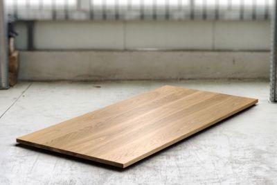 Eichen Tischplatte astfrei 3cm vollmassiv nach Maß