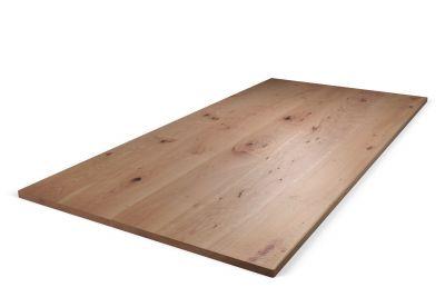 Buchen Tischplatte nach Maß 3cm Ast
