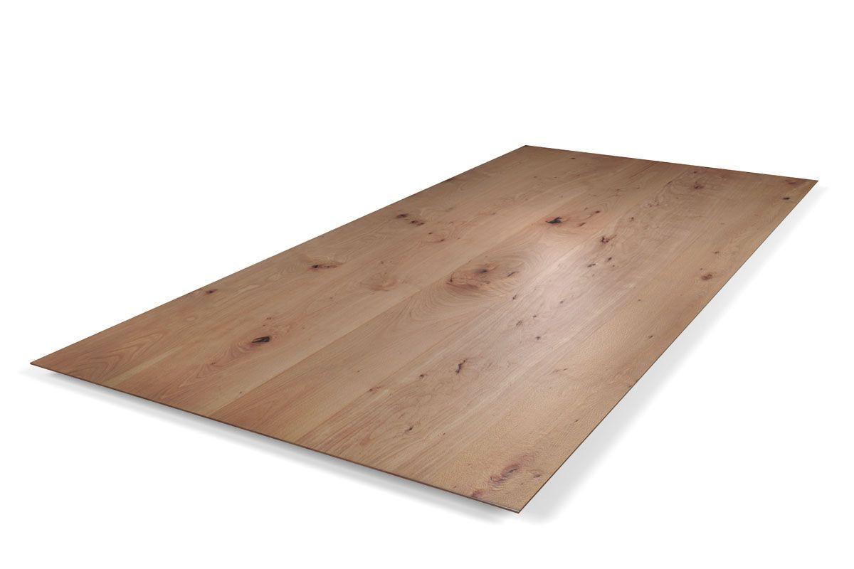 Tischplatte schweizer Kante Buche nach Maß
