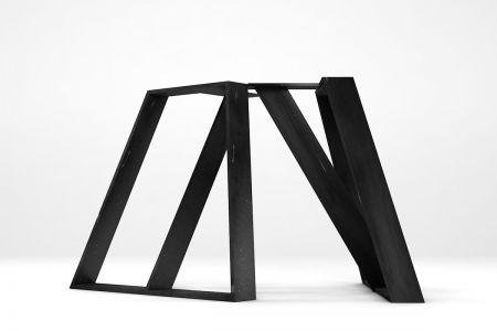 holzpiloten m bel nach ma esstische tischgestelle und platten. Black Bedroom Furniture Sets. Home Design Ideas