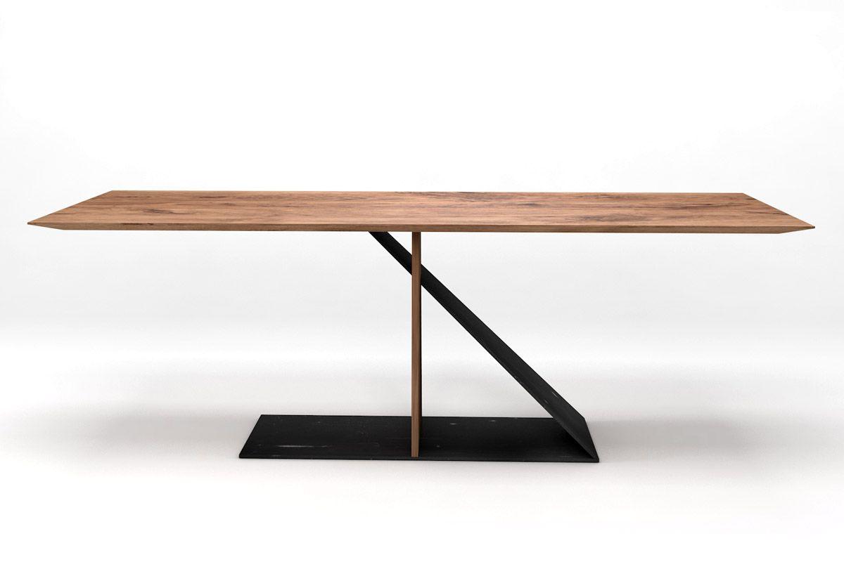Holztisch massiv auf Maß Eiche