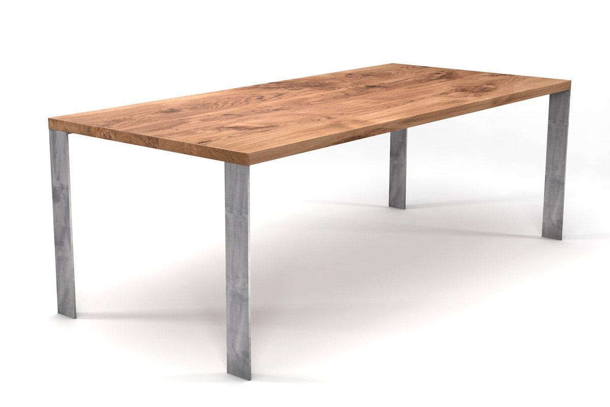 esstisch massivholz eiche nach ma holzpiloten. Black Bedroom Furniture Sets. Home Design Ideas