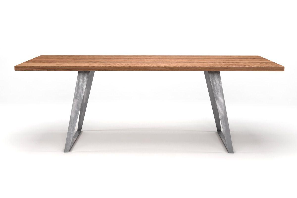 Design esstisch eiche astfrei holzpiloten for Tisch design eiche