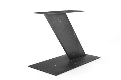 Tischuntergestell Mittelfuß auf Maß aus Stahl gefertigt