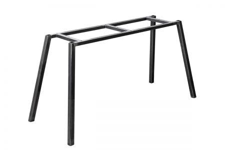 Modernes Tischuntergestell nach Mass aus Stahl gefertigt