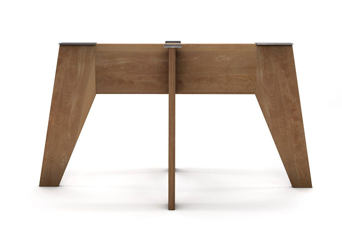massivholz tischgestell buche nach ma holzpiloten. Black Bedroom Furniture Sets. Home Design Ideas