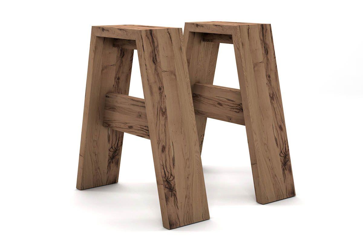 Holzbeine selbstverständlich nach Maß gefertigt für dich