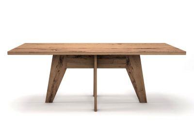 Moderner Tisch Eiche Altholz nach Maß