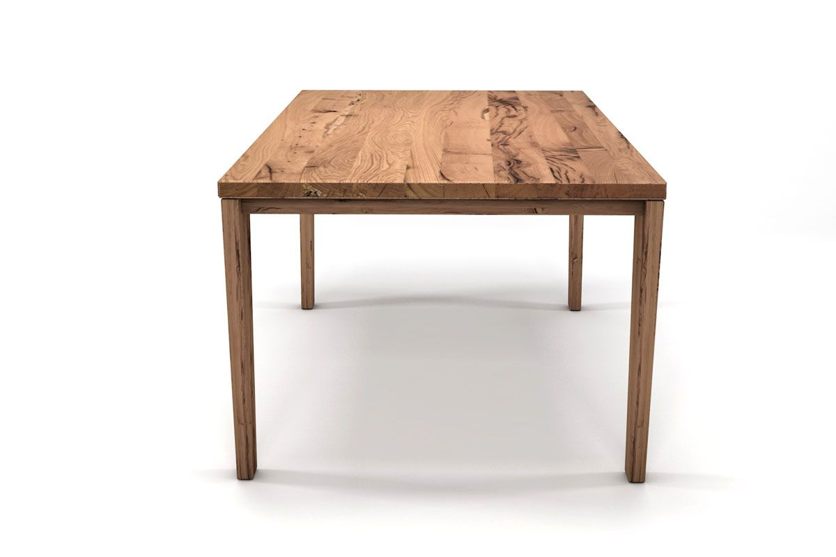 Eiche Altholz Tisch nach Maß [HOLZPILOTEN]