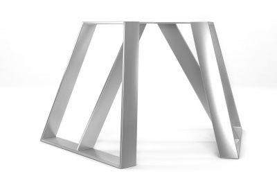 Metall Tischkufen 2er Set auf Maß im minimalistischen Design