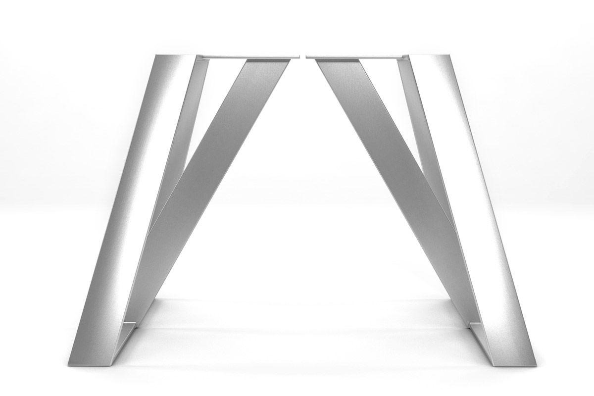 Einfach und schneller Aufbau von diesem Tischuntergestell