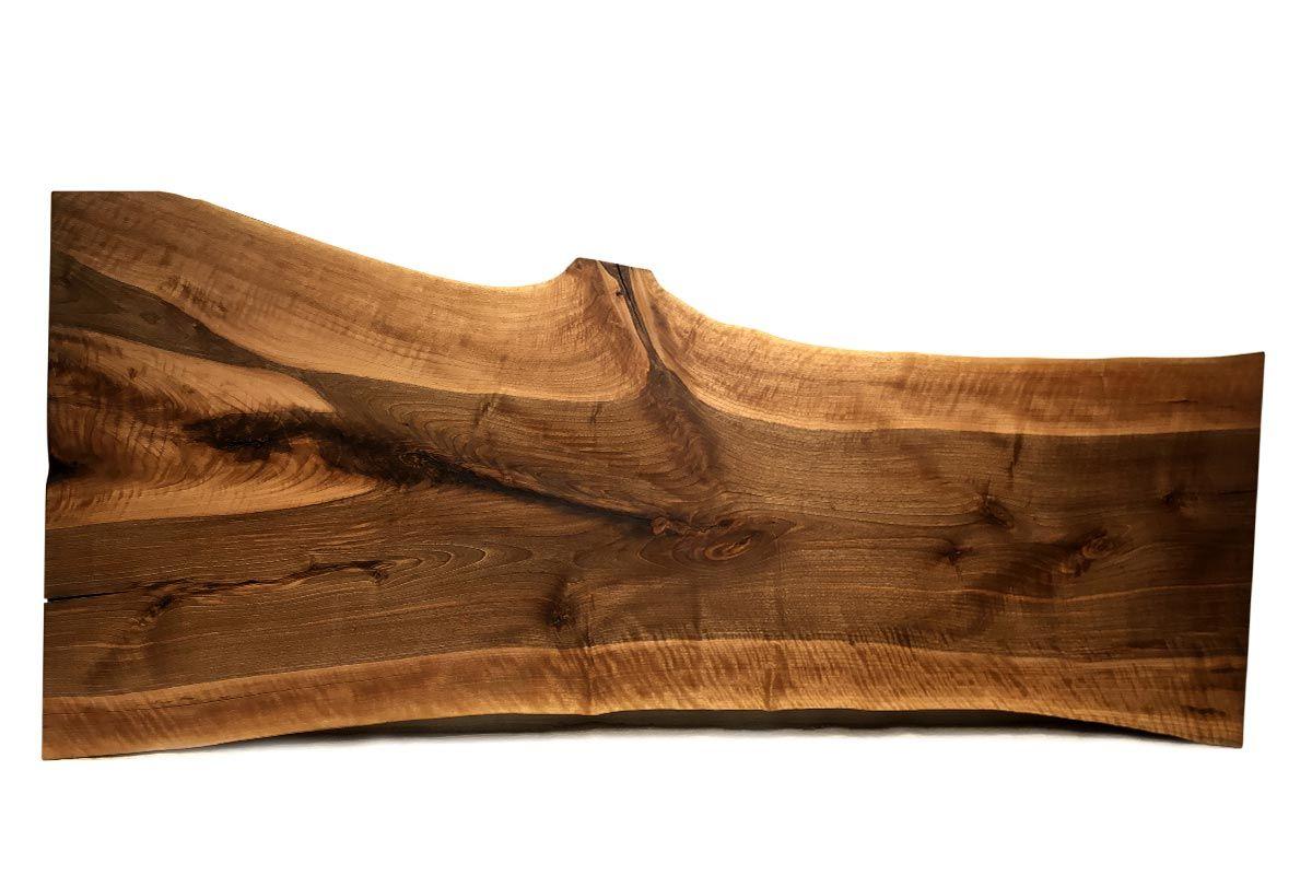 baumstamm tischplatte nussbaum unikat holzpiloten. Black Bedroom Furniture Sets. Home Design Ideas