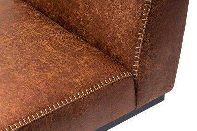 Schalenstuhl modern 12b mit Stoff- oder Lederbezug