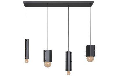 Industriedesign Deckenlampe CLI aus Stahl