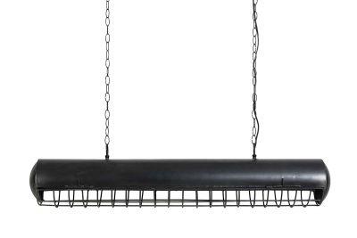 Hängelampe Stahl Industriedesign