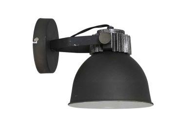 Wandlampe Industriedesign Farbe Graphit