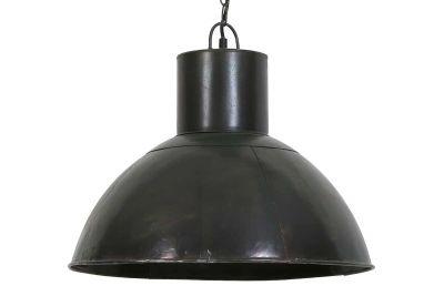 Industrial Lampe Metall Military-Green